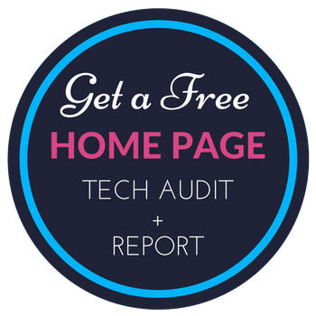 Free Home Page Audit
