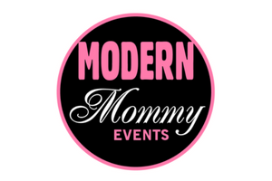 Logo Design Vancouver - Modern Mommy Events Guelph Ontario