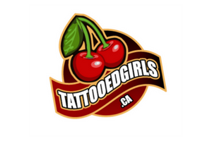 Logo Design Vancouver - Tattooed Girls